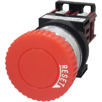 EMERGENCY STOP PUSH BUTTON SWITCHES Φ 30
