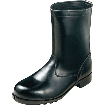 Water Resistant, Oil Resistant, Chemical Half Boots Ag-S311