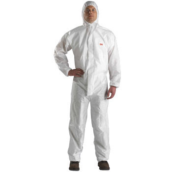 Chemical Protective Clothing 4520