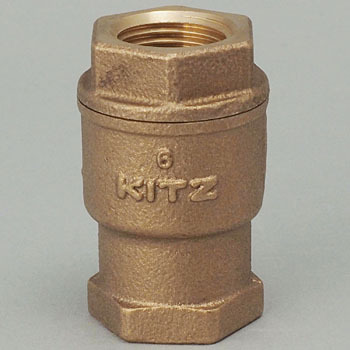 10K Cast Bronze, Lift Check Valves, Screwed Cap