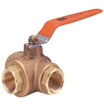 400 Type Ball Valve, Standard Bore, Embedded Type, T4T Series