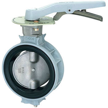 10 K'S Aluminum Butterfly Valves, Lever Short Neck, 10 Jsme Series