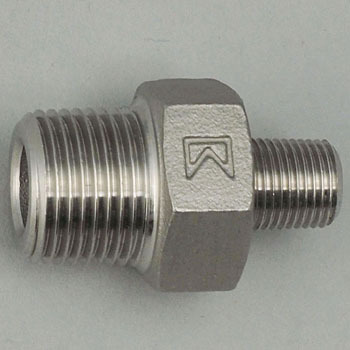 Different Diameter Hex Nipple Screw Fittings