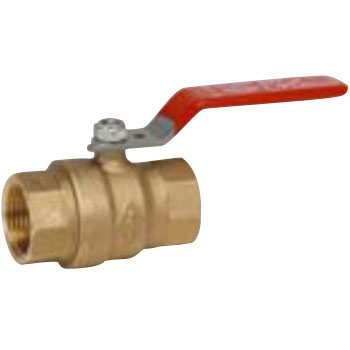 400 type brass ball valve (standard bore)