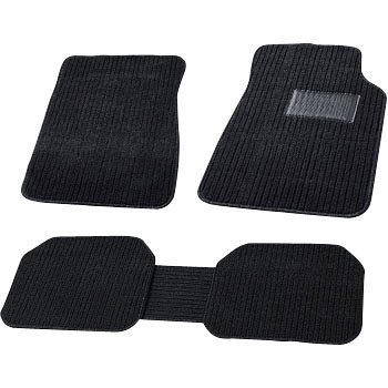 Car Mat, Straight Mat Set