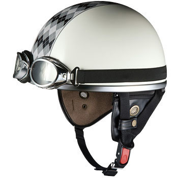 Helmets Goggles With Half-Connector