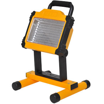 LED Flood Light, High Power Rechargeable Type