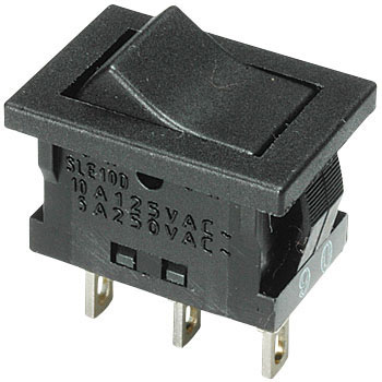 Rocker Switch SLE6 Series