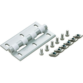 Clean Room Hinge HG-CV Type, AS Nut Bolt Set