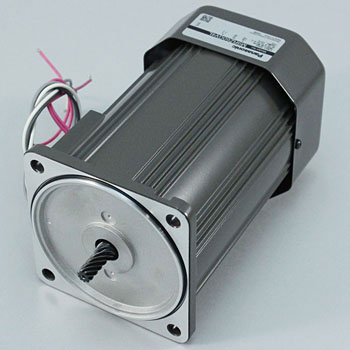 New G series small geared motor (variable speed type leverible motor)