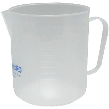 PP Beaker With Handle