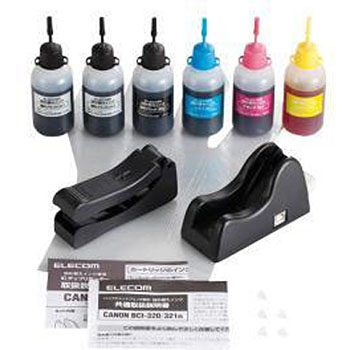 Refill Ink Canon Compatible BCI-320/BCI-321 Type