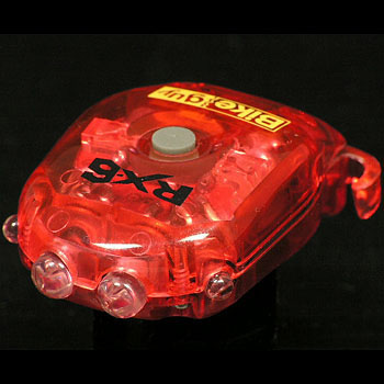 Rear Ultra Compact Safety Light