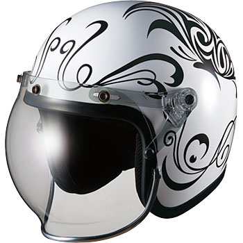 Motorcycle Helmet BUTTERFLY