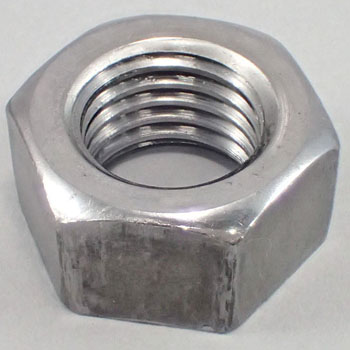 Hex Nut Class 1, Iron/Fabric