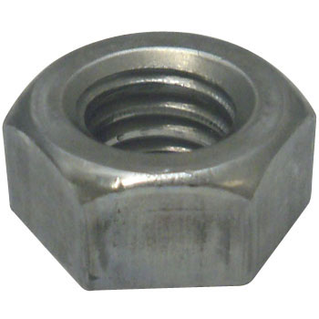 Hex Nut, First Class, Whit thread, Iron And Cloth