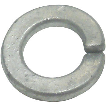Spring Washer Jis No. 2, Iron/Drain