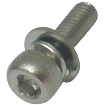 Hexagon Socket Head Cap Bolt, Washer, SUS