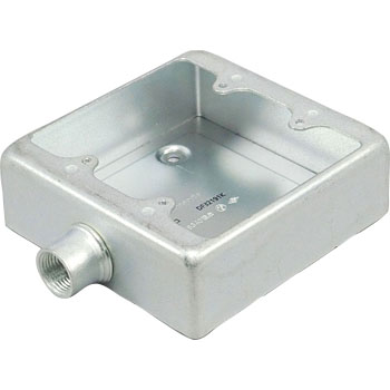 Threaded Exposure Switch Box