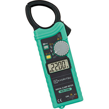 AC Digital Clamp Meter