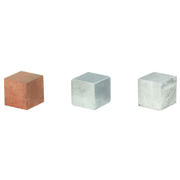 Density Measuring Material, Cube Type