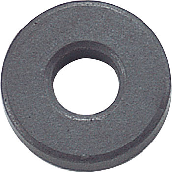 Round Ferrite Magnet Perforated