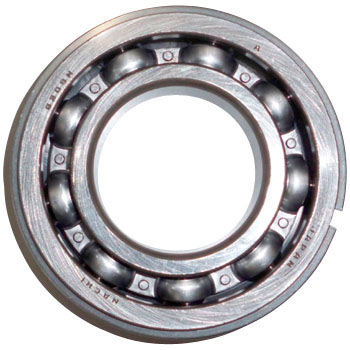 Deep Groove Ball Bearing No. 6200 NR, Retaining Ring