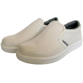 Kitchen Shoes With Toe Box White Ace A-200