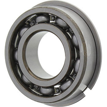 Deep Groove Ball Bearing 6200 Open Type, Retaining Ring