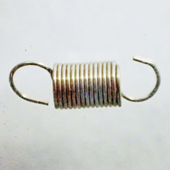 Round wire tension coil spring (J Spring JB series)