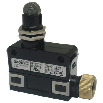 Compact Horizontal Limit Switch