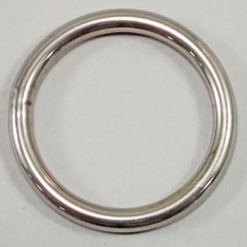 Stainless Welded Ring, Jump Ring