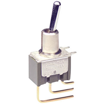 Basic lever type toggle switch PC - V terminal type (V) M series