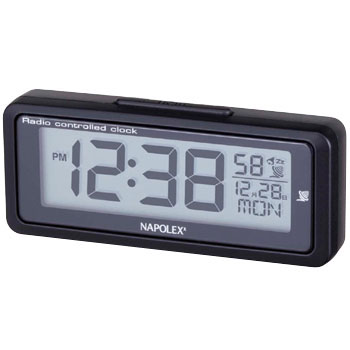 Car Atomic Clock