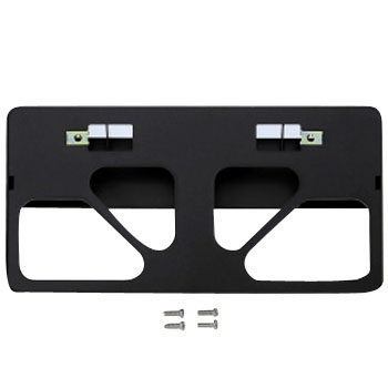 License Plate Adjuster 2 BK
