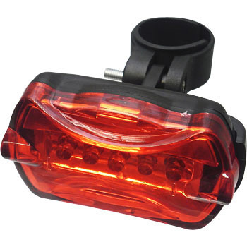 Mega Ultra 5LED Bike Rear Light