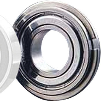 Stainless Steel Ball Bearing 6200 ZZ Retaining Rings
