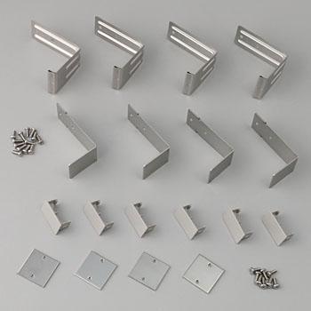 Home surface lattice sash frame mounting bracket Kawaguchigiken ...