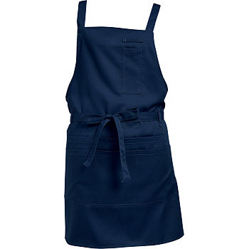 Daisy Short Apron With Chest