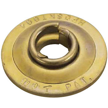 High Spring Circular Washer