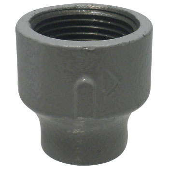 Reducing Socket Tap for Plastic Coated Pipe Fittings