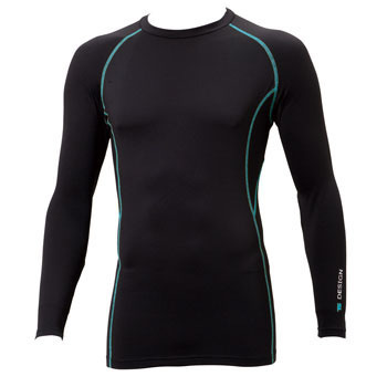 Muscle Support, WarmLong Sleeve Shirt