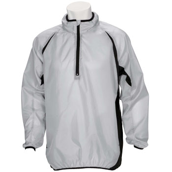 84336 Half Zip Windbreaker Jacket