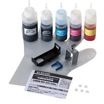 Refill Ink Canon Compatible BCI-325/BCI-326 Type