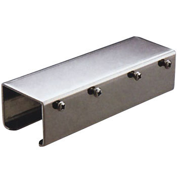 D30 Stainless Steel Curtain Rail Cover