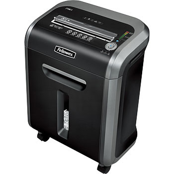 Desk Side Paper Shredder
