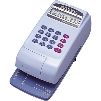 Electronic Check Writer
