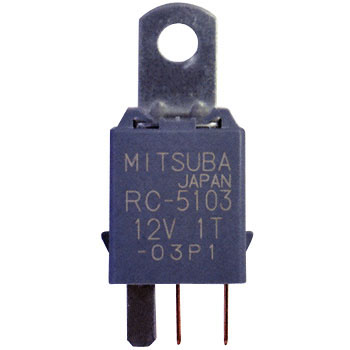 ISO Micro Relay Rc-5