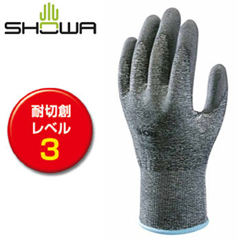"Cut resistant Gloves, ""Kemistar Palm Black"""