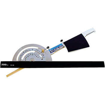Round saw guide ruler-free angle multi